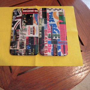 Accessories - Beatles printed wallet - clutch style